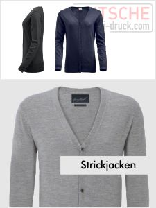 Textilien Strickjacken