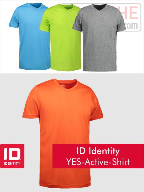 ID Identity Yes active-shirt