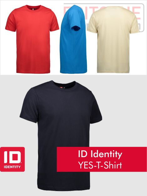 ID Identity Yes T-Shirt