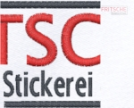 Logo sticken