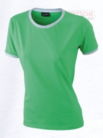 Ladies' Ringer-T
