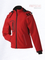 Ladies' Winter Softshell Jacket