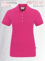 Women-Poloshirt Stretch