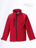 Kinder Softshell-Jacke