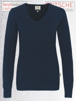 Women-V-Pullover Premium-Cotton
