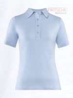 Damen-Poloshirt Regular Fit