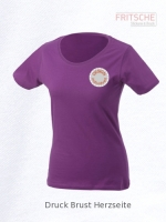 Ladies T-Shirt 07 - Schulkleidung