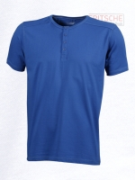 Men's Henley Basic-T