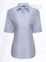 Bluse Chambray  1/2 Arm