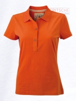 Ladies' Vintage Polo