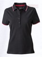 Ladies' coldblack® Polo
