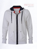 Men's Urban Hooded Sweat Jacket