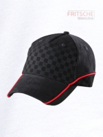 Racing Cap Embossed