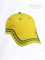 Fan Cap Brasilien
