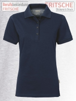 Women-Poloshirt Cotton-Tec