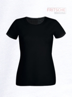 Crew Neck T Lady-Fit