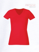 V-Neck T Lady-Fit