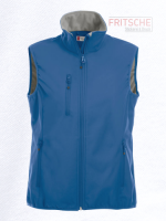 Basic Softshell Weste Ladies